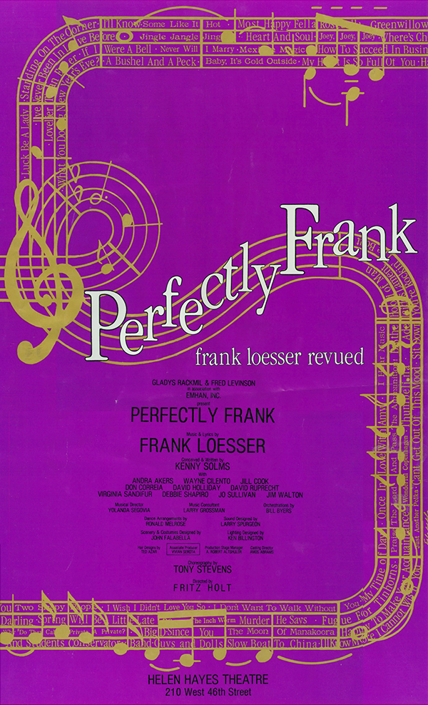 Perfectly Frank | Frank Loesser