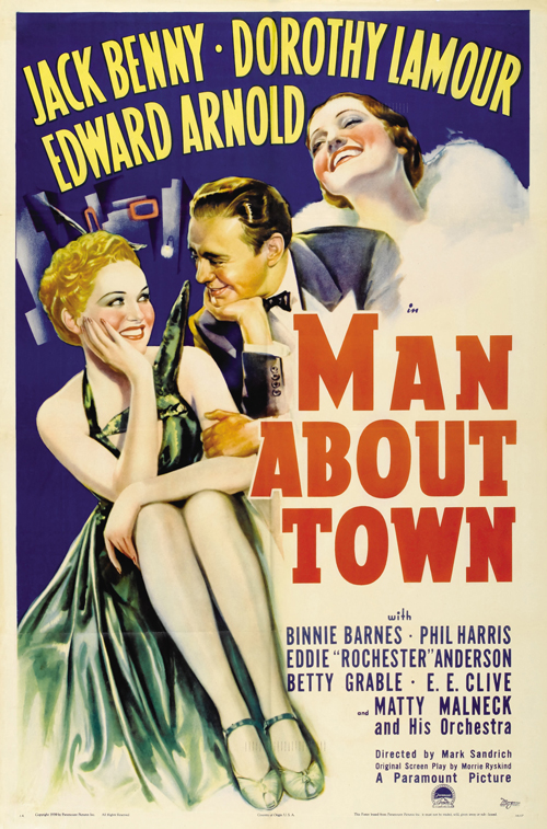 Man About Town (Film) | Frank Loesser